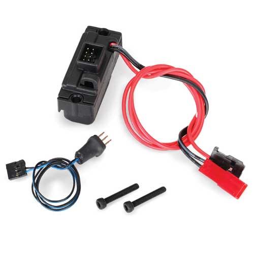 beleuchtung traxxas trx 4 led lichter set komplett mit lightbar kit rigid power supply. Black Bedroom Furniture Sets. Home Design Ideas