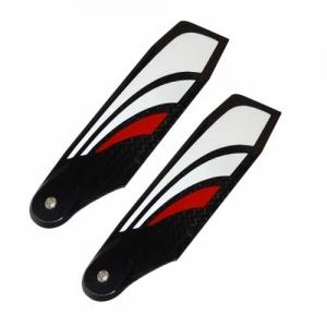 Heckrotorblätter 115mm SAB Thunderbolt Tail Blades