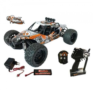 AB drive&fly GhostFighter Buggy Brushed 4WD 1:10 RTR 2,4 GHz