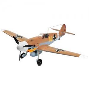 BK FMS Messerschmitt BF-109 braun EPP ARF PNP 1400 mm
