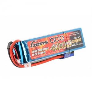 LiPo Gens ace 6er 22,2V/4000 45C