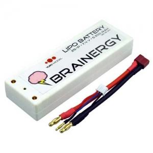LiPo Yuki Model Brainergy 2er 7,4/5200 45C Hardcase