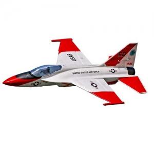 BK Premier Aircraft FlexJet Super 6S EDF 90er Aura 8 PNP orange 1056 mm