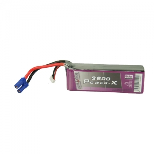 Lipo TopFuel Power-X 5er 18,5/3800 35C