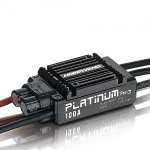 Brushless Regler Hobbywing Platinum Pro 100A V3 2-6s