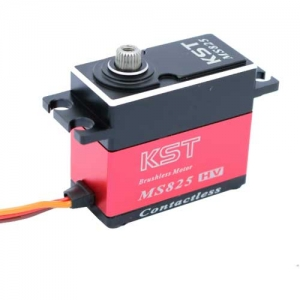 Servo KST MS 825 MG Hallgeber digital HV 35 kg 40.5x20x38mm