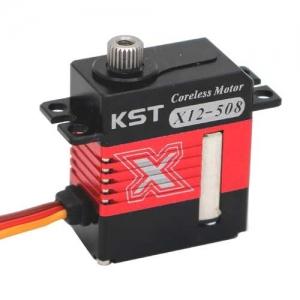 Servo KST X12-508 MG digital HV 6.2 kg 23x12x27.5mm