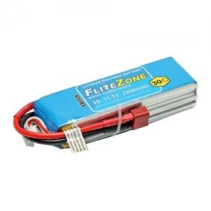 LiPo FliteZone 11,1/2200 30C T Deans