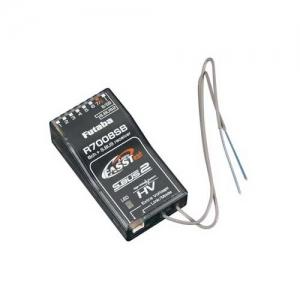 Empfänger Futaba FasstTest R7008SB 2,4 GHz T.f.Sender DAP