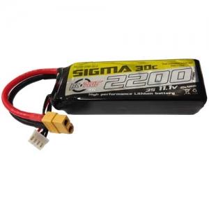 LiPo RC Plus Sigma 3er 11,1/2200 30C XT60