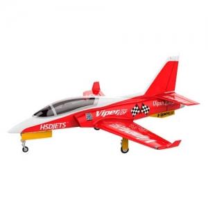 BK HSD Viper Jet PNP rot 90er 6S EDF 1400 mm DAP @