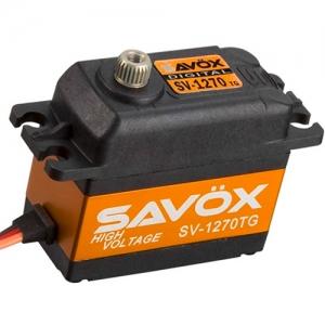 Servo Savöx SV-1270TG HV digi 36,0kg 0,11sec
