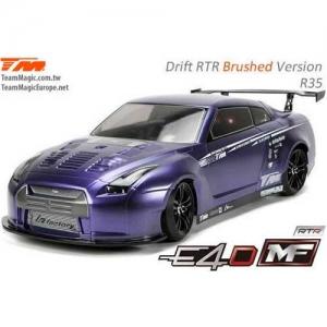 AB Team Magic  E4D-MF 4WD R35 Drift 1:10 Brushed RTR 2,4 GHz