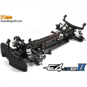 AB Team Magic  E4JS II 4WD 1:10 Touring Kit